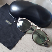 Tom Ford Sunglasses Private Collection Horn Rare Used