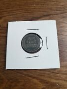 1943 Silver Steel Lincoln Wheat Penny No Mint Mark Sticks To Magnet Refc8000