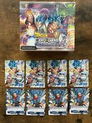 Galactic Battle Factory Sealed Booster Box And Promo 8 Cards Bundle