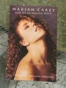 Mariah Carey Here We Go Around Again / Loverboy Japan Cassette Tape Sealed