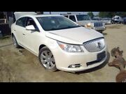 2011 Buick Lacrosse Right Passenger Front Door Assembly White Paint Gbn 25068