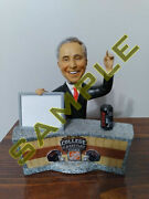 Lot 3 Coke Zero Bobblehead Espn College Football Corso Herbstreit Howard Sealed