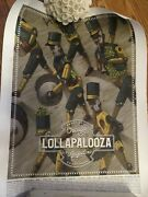 Lollapalooza Poster Sweet Home Chicago Grant Park August 3-6 2017 New