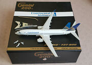 Gemini Jets 737-800 Continental Airlines N24224 In 1200