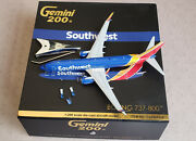 Gemini Jets 737-800 Southwest Airlines N8642e In 1200