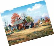 White Mountain Puzzles Afternoon Walk - 1000 Piece Jigsaw Puzzle