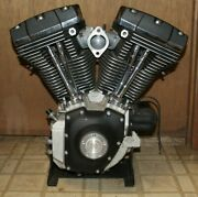 2003 Sands Super Stock Twin Cam 31-0133 Motor Engine Cylinders Heads W/ Title