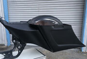7 Harley Stretched Saddlebags/rear Fender And Side Covers 2014-2019 Bagger Kit