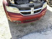 Front Bumper Old Bumper Style With Fog Lamps Fits 09-11 Journey 865875