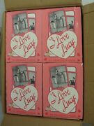 1991 Pacific I Love Lucy Tv Show Trading Card Case 20/36 Count Sealed Wax Packs