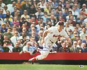 Brooks Robinson Signed 16x20 Photo +the Human Vacuum Cleaner Orioles Beckett Bas