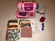 Sewing Easy Childs Play Sewing Machine Plus Fabric Squares