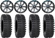 Msa Lok 14 Atv Wheels 30 Xt400 Tires Honda Rincon Rancher