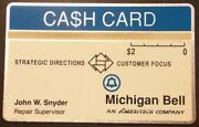 2. And039strategic Directions Customer Focusand039 Conference With Name Phone Card
