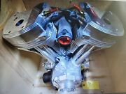 Ilmor Viper Motorcycle Engine Motor Air Cooled V2 4 Stroke 152 Cu In 2490 Cc