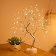 Light Spirit Fairy Tree Sparkly Tree Led Copper Wire Garland Lamp Holiday Light