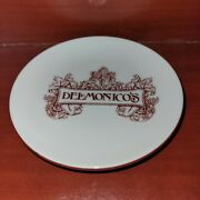 Vintage Delmonico's 4 Plate Made In Japan