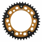 Supersprox Stealth Sprocket Gld For 41t Chain Size 530 Rst-1797-41-gld