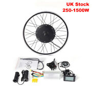 Csc Electric Ebike Kit 36/48v Double Wall Reinforced Rim 26 27.5 28 29inch 700c