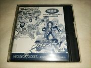 Rare Demo 2 In 1 Game Melon Chan + King Of Fighters R1 Handheld Neo Geo Pocket
