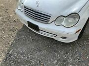 06 07 Mercedes C280 Front Bumper Cover 203 Type Sdn C280 W/o Headlamp Washer
