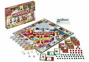 Monopoly Board Game - Christmas Edition New