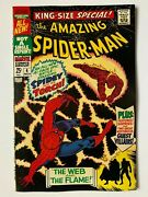The Amazing Spider-man King Size Special 4, Marvel Comics, Our Grade 9.0-9.2