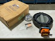 Hayward By442500egm, 250mm Butterfly Body And 110mm Butterfly Valve Mastergear Nos