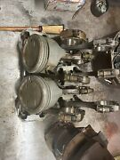 Small Block Cheverolet 400 Standard Pistons Rods And Crank