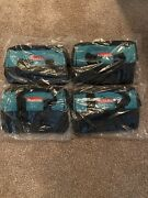 Brand New Makita 14 Inch Contractor Tool Bag With Reinforced Handles 4 Pack