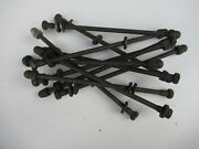 Porsche 911/914-6 Engine Case Through Bolts11+ Nuts And Washers 90110117300 C3