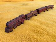 Antique Cast-iron Toy Train Possibly Arcade Or Hubley