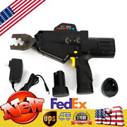 8-50mmandsup2 Cable Wire Terminal Battery Power Crimper Ratcheting Crimping Pliers Too