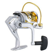Spinning Reel 12bb Metallic Fishing Reel Wheel Tackle Accessories For River
