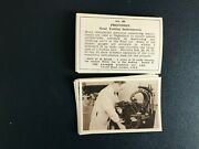 Cigarette Cards How It Is Made Motor Cars Gear Testing 29 1939