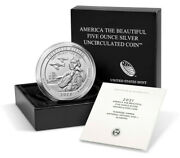 2021 Abt Tuskegee Airmen National 5 Troy Ounce Silver Coin Final Release