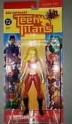 Dc Direct Wondergirl Contemporary Teen Titans Action Figure New Moc Series 1