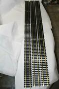 Aristocraft G Scale Brass Track Us Style/ 14 Ties Per Ft 5' Straight 6pcs