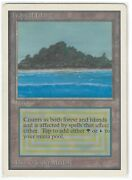 1x Tropical Island Unlimited Edition Power 9 Mtg Magic Reserved List