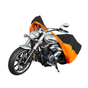 Xxl Waterproof Motorcycle Cover For Harley Dyna Sportster Softail Xl 1200 883