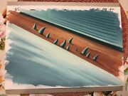 Anime Art Background For Original Series Cel Rare Collectible Vintage Appp
