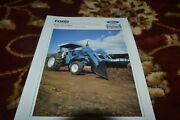 Ford Tractor 7209 7210 7410 7412 7413 Front End Loader Brochure Dcpa15
