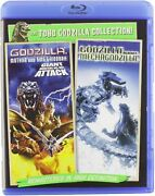 Godzilla Mothra King Ghidorah Great Monsters All-out Attack