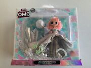 Lol Surprise Omg Winter Disco 2019 Crystal Star Fashion Doll In Hand Ships Fast