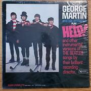 The Beatlesgeorge Martin And His Orchestra Play Help Mono Lp Vinyl Sealed New