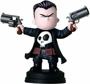 Marvel Punisher Animated Style Statue New In Box