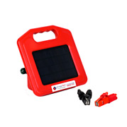 5km Solar Electric Fence Energiser, Lithium Battery, All-in-one Energizer
