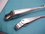 Rolls Royce Wiper Arms And Blades Windshield Windscreen Silver Shadow 1966 - 1980