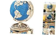 3d Puzzles For Adults Wooden Globe Educational Gift School Project