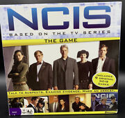 Ncis Murder Mystery Board Game Tv Series 2010 Edition New Never Used Open Box